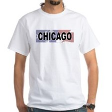 Chicago on flag Shirt