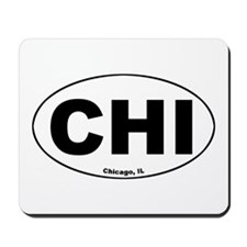 CHI (Chicago) Mousepad