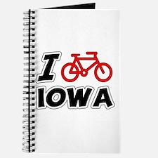 I Love Cycling Iowa Journal