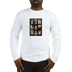 FamousArtBeagle Comp Long Sleeve T-Shirt