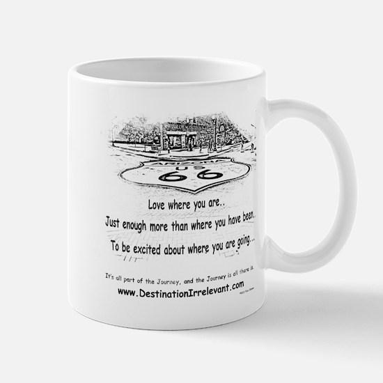 Funny Route 66 Mug