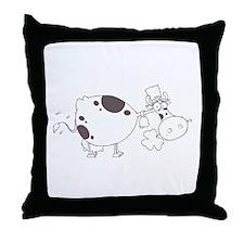 Saint Patrick's Day Throw Pillow