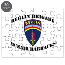 Berlin Brigade McNair Barracks Puzzle