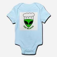 Chef Believes Infant Creeper