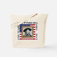 George Armstrong Custer - Gettysburg Tote Bag