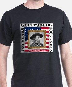 George Armstrong Custer - Gettysburg T-Shirt
