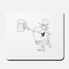 Saint Patrick's Day Mousepad
