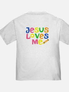 I Love Jesus/Jesus Loves Me T