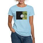 Romantic White Rose Women's Light T-Shirt