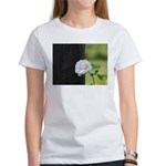 Romantic White Rose Women's T-Shirt