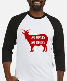 No goats no glory invisible text red goat x.psd Ba