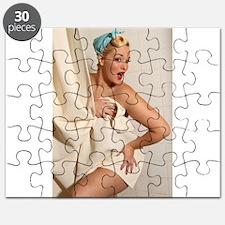 Shower Shenanigans Puzzle