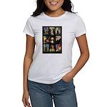 Famous Art Cocker Comp Women's T-Shirt