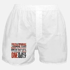 ONE BLACK BELT Boxer Shorts