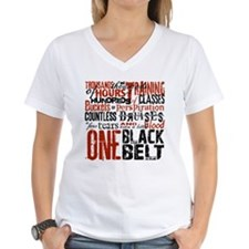 ONE BLACK BELT Shirt