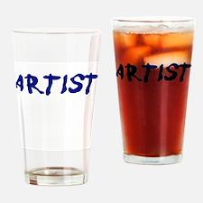 Artist Drinking Glass