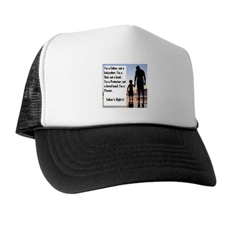 Im a Father First Trucker Hat