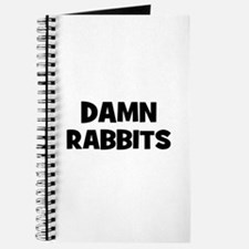 Damn Rabbits Journal
