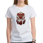 Native Cardinal Mandala Women's T-Shirt