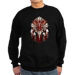 Native Cardinal Mandala Sweatshirt (dark)