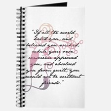 Jane Eyre Quote Journal