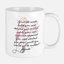 Jane Eyre Quote Mug