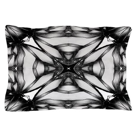 Black and white Pillow Case