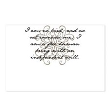 I am no bird Postcards (Package of 8)