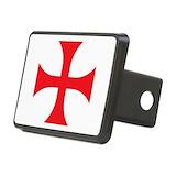 Templar cross Rectangle