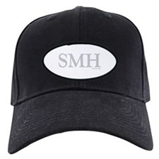 SMH (SHAKING MY HEAD) GREY Baseball Cap