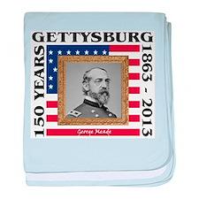 George G. Meade - Gettysburg baby blanket