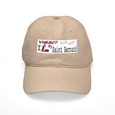 Saint Bernard Gifts Baseball Cap