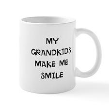 my grandkids make me smile Mug