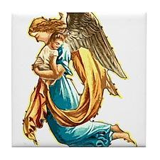 angelgurdian.png Tile Coaster