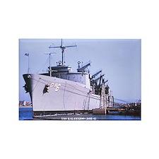 USS KALAMAZOO Rectangle Magnet