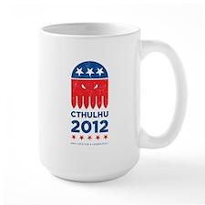 Vintage Cthulhu 2012 Mug