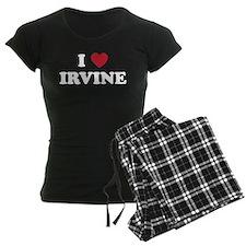 I Love Irvine Pajamas