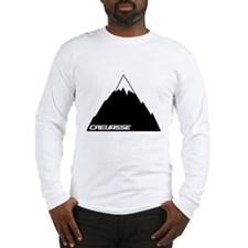 Funny Mountains Long Sleeve T-Shirt
