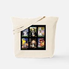 FamourArtSchnauzers 1 Tote Bag