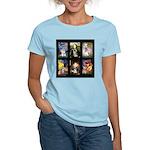 FamourArtSchnauzers 1 Women's Light T-Shirt