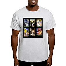 FamourArtSchnauzers 1 T-Shirt