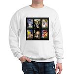 FamourArtSchnauzers 1 Sweatshirt