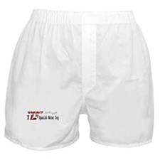 NB_Spanish Water Dog Boxer Shorts