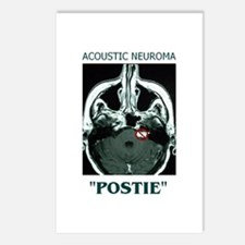 Acoustic Neuroma Postie Postcards (Package of 8)