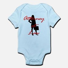 Attorney at Law Infant Bodysuit