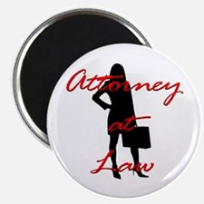 Attorney at Law Magnet