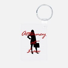 Attorney at Law Keychains