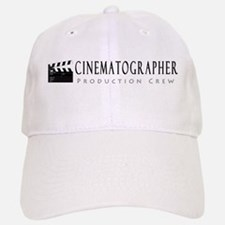 Cinematographer Baseball Baseball Cap