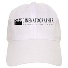 Cinematographer Baseball Cap