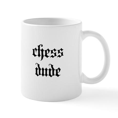 Chess Dude Mug